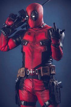Mark Knight Rises Deadpool Cosplay Photograph by David Love Pool # Marvel Deadpool Art, Deadpool Cosplay, Deadpool Funny, Deadpool Movie, Catwoman Cosplay, Marvel Art, Marvel Dc Comics, Marvel Heroes, Poster Marvel