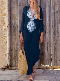 c84a84438768 Buy Summer Dresses For Women at JustFashionNow. Online Shopping  JustFashionNow Plus Size Crew Neck Women Summer Dress Shift Daily Dress  Short Sleeve Casual ...