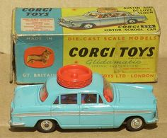 Corgi A60 Driving School Car