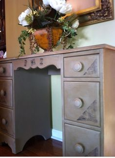 Another creation using Annie Sloan Chalk Paint.