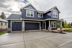 Sunflower - 15131 Sunflower Ave, Sandy, OR 97055 - Love this design & color #sandyoregon #countrylife #newhome
