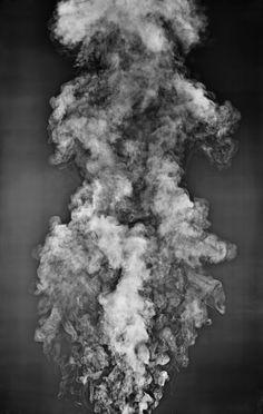 Adam Fuss. From the series My Ghost 1999 Gelatine silver print photogram