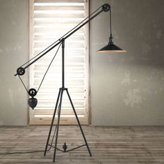 Jasper Floor Lamp//