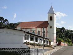 Matriz São Miguel Arcanjo - Porto Vitória (PR)