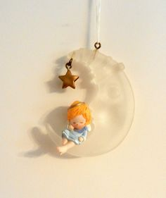Vintage Hallmark  Holiday Ornament  A by happenstanceNwhimsy, $16.00