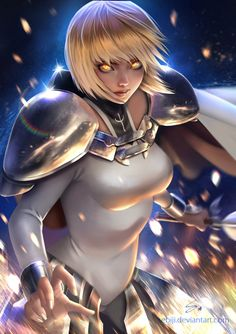 Clare (Claymore) by Sebiji.deviantart.com on @DeviantArt