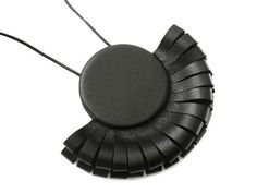Leather Necklace Leather Jewellery Statement Necklace by SartoJ, £48.00