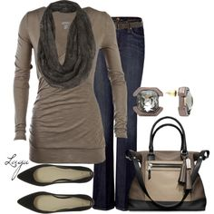 """""""sophisticated casual"""" by lagu on Polyvore"""