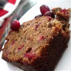 I love this bread!  I doubled the cranberries and added an extra egg. You can also go the muffin pan route and sprinkle top with sugar in the raw before baking for a sweet crunchy top.