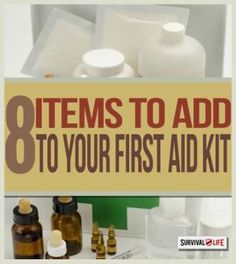 First Aid for Survival: Uncommon Items for your First Aid Kit | Survival tips for preppers at survivallife.com #survivallife #survivalskills