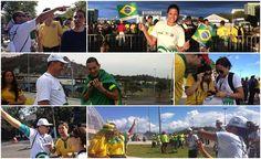 F.G. Saraiva: Copa: Voluntários custarão R$ 30 mi