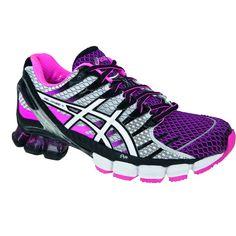 Asics Running Shoes Women | Home / Womens / Footwear / Asics Womens Gel Kinsei 4 Running Shoes