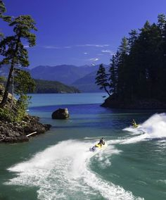 Vancouver City, O Canada, Hot Springs, British Columbia, Places To Travel, Places Ive Been, To Go, Scenery, Waves