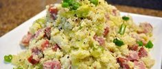 Recipe - Paleo Cauliflower Fried Rice
