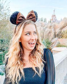 Disney Designer Ear Collection - Belle of the Ball Bronze Mickey Hands, All The Princesses, Disney Renaissance, Disney Ears, Ear Headbands, Disneybound, Disney Style, Girl Humor, Cowboy Hats