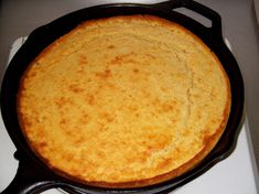 corn bread This is my families recipe, with a small change in the method which I learned from a book. Its the only cornbread I will eat. Please use a 10 inch cast iron skillet - it makes a big difference in how this bread turns out. Buttery Cornbread Recipe, Cornbread Recipe From Scratch, Southern Cornbread Recipe, Buttermilk Cornbread, Homemade Cornbread, Sweet Cornbread, Fried Cornbread, Cornbread Recipes, Iron Skillet Recipes