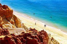 Praia da Falésia – Albufeira, Algarve