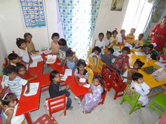 Kids from the AOG Light School get an education thanks to Starfish Asia