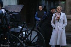 Ірина Каптєлова актриса зірка китайських фільмів і серіалів Ukrainian Beauty actress