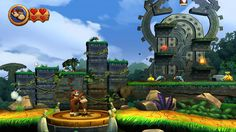 donkey kong country returns wii iso mega
