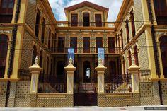 Palacete Pinho. Fonte: google imagens