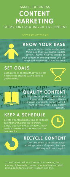 content-marketing-kleine-unternehmen-infografik   ❤ t3n