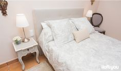 #proyectomasnou #iloftyou #interiordesign #ikea #platjadaro #girona #costabrava #lowcost #masiacatalana #catalunya #zarahome #maisonsdumonde #bedroom #arstid #bekkestua