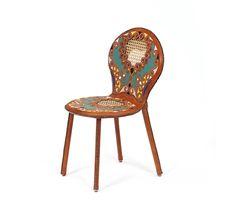 Mobiliário Contemporâneo Nacional Móvel: Cadeira Cangaço Designer(s): Irmãos Campana Ano: 2015 Características: design-arte; mistura de materiais diferentes; estética regional.