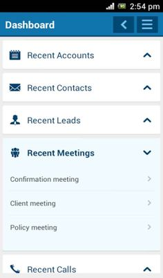 SuiteCRM for Mobile application can allow you manage your customers and other CRM activities easily through your mobile for your priority & business needs.