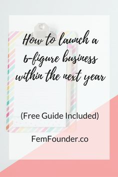 Looking to leave your full-time job and make your side hustle your full-time income? Whether you're a creative entrepreneur, blogger, or female business owner, you can do it with the right steps. Learn the 5-step framework you need to grow and launch your small business now.