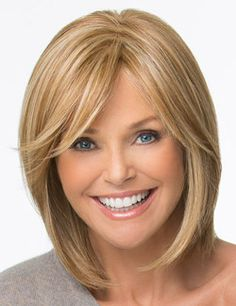 Attention Getter Wig by Christie Brinkley