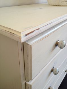 Sweet chest of drawers, still for sale
