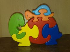 Scrollsaw patterns for puzzles via Etsy