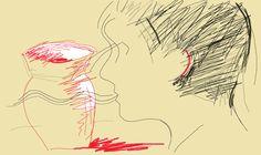 dibujo digital realizado con un programa online. 2013.