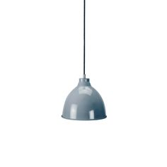 Spread a warm glow over your kitchen or dining table with the stylish Harrow pendant light from Garden Trading. Inspired by the traditional pendant lights that hung above school dining tables, this bu