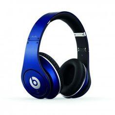 Beats By Dre Studio - Headphones in royal blue?!? *swoons*