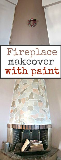 The Long Overdue Fireplace Makeover - The Boondocks Blog