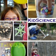 The QM Science Spot: LOTS of Experiments