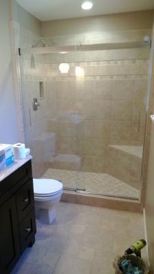 12 Best 12x24 Shower Tile Designs Images Master Bath