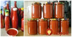 Hot Sauce Bottles, Nespresso, Vegetarian Recipes, Homemade, Meals, Kitchen, Food, Alcohol, Red Peppers