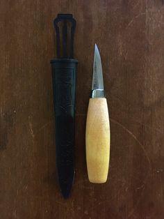 Image of Mora 120 carving knife