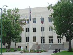 Grayson County Courthouse, Sherman, Texas #Travel