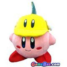Plush - Kirby Adventure Kirby Plush Doll: Katta Kirby Picture / Boxart