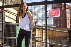 A new activewear brand with cute workout clothes for women