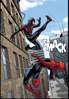 Marvel has screwed up Spider-Man so badly that I can no longer bare to read the books. The character is unrecognizable and no longer relatable.