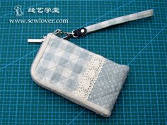 Cell phone case tutorial. - You can see my versions here: http://isapazo.blogspot.mx/2011/06/i-tutorials.html