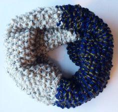 Handmade cowl scarf!