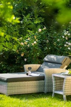 Hartman Lotus Sofagruppe 4 Teilig Geflecht   Hartmann Gartenmöbel    Garten Und Freizeit.de   Pinterest   Door Furniture And Lotus