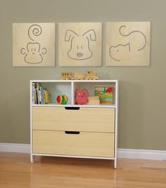 Nursery decorations