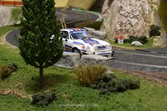 Slot circuit. Owner: Hugo Sanchez from Gijon (Asturias) #alotslot #slot #circuit #model #scalextric #diorama #porsche #911 #rothmans #milestone
